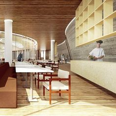 Case study for a hotel | restaurant #architecture #cool #contemporary #design #designhotel #midcentury #modern #restaurant #style #studioguilhermetorres #zurich