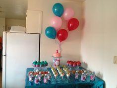 1st birthday!!!
