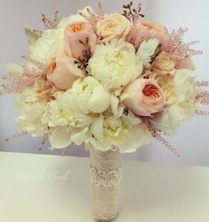 The more pinks, pastels, creams, lace, vintage the more I will LOVE it! #wedding #bacheloretteandbride