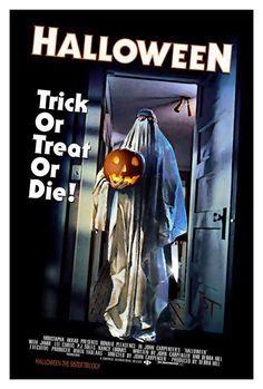 Halloween Movie Poster.........