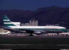 Lockheed L-1011-385-1 TriStar 1 - Cathay Pacific Airways | Aviation Photo #0293958 | Airliners.net
