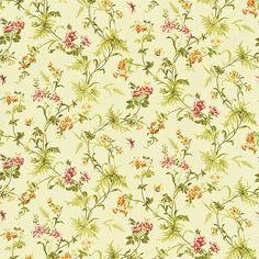 Sanderson Home Primrose Hill Fabric - Gold Russet 221942
