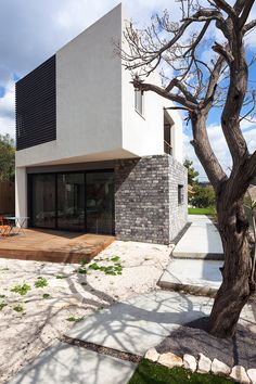 Wo House, Kiryat Tivon, Israel by SO Architecture