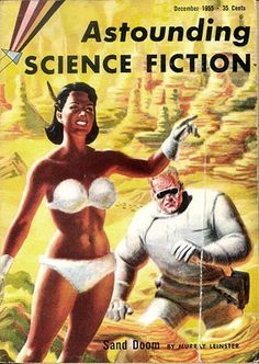 Astounding Science Fiction  Dec 1955