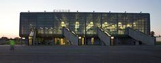 Galeria de Terminal de Passageiros do Aeroporto Kaunas / Architectural Bureau G.Natkevicius & Partners - 1