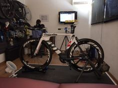 My #cervelo P3 Retul setting