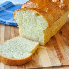 The Best Homemade White Bread