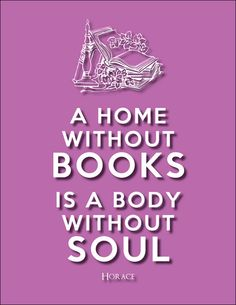 My home overflows with soul.