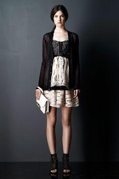Proenza Schouler Resort 2011 Fashion Show - Jacquelyn Jablonski