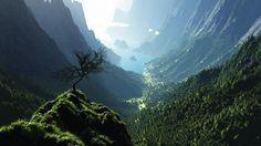 mountain wallpaper - Pesquisa Google
