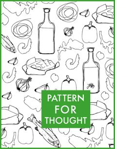 Food Pattern Idea