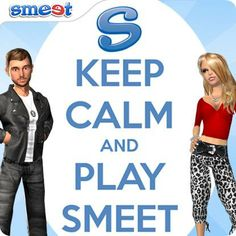 Keep Calm.....and Play Smeet :)