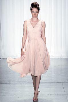 Zac Posen Spring 2014 – Vogue