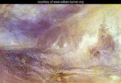 Longships Lighthouse, Lands End - Joseph Mallord William Turner - www.william-turner.org