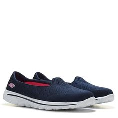 Skechers Women's GOwalk 2 Frontrunner Slip On Sneaker at Famous Footwear
