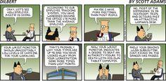 Dilbert Cartoon for May/11/2014