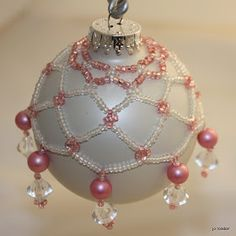 .... That's My Story....: Netted Ornaments