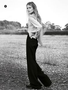 'Her Story' Her Story by Nicole Bentley for Marie Claire Australia July 2014 3