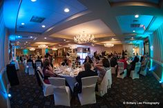 Another great photo of the Sterling Ballroom. The lighting looks awesome! Contact the professionals at the Sterling Ballroom today to learn all about our lighting options. www.SterlingBallroomEvents.com. Photo courtesy of Brittany Lee Photography. #wedding #bride #groom #marriage #wife #husband #SterlingBallroom #tintonfalls #nj #njweddingvenue #njweddings #njbanquethall #reception #weddingreception