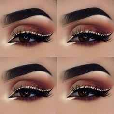 Kiss Makeup, Glam Makeup, Makeup Lipstick, Bridal Makeup, Makeup Art, Hair Makeup, Eyeshadow, Holiday Makeup Looks, Prom Makeup Looks