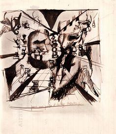 Guggenheim Art Bot Marcel Duchamp
