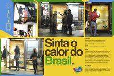 Embratur - Sinta o Calor do Brasil - Ricardo Dolla • Redator