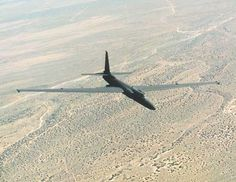 The U-2 flies at 70,000ft (21,336m), gathering surveillance and signals intelligence data in real time from anywhere in the world. - Image - Airforce Technology