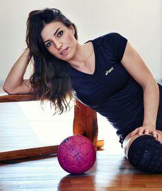 Eli Pinedo #BalonmanoFemenino #handball #Guerreras