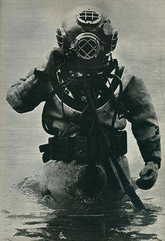 modern deep sea diver - Google Search