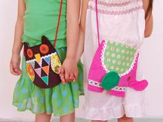 Giddy Giddy, handmade purses, kids fashion, kids pouches, kids purses, recycled…