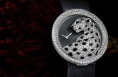 Cartier presents spectacular jewellery timepieces collection at SIHH 2013 in Geneva