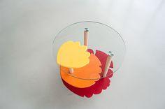 "Coffee table ""Twéla"" on Behance"