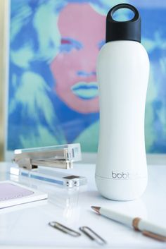 ::Spicy, Bring It To The Office Spa Water by The Skinny Confidential featuring Water Bobble! When I am on the go I am constantly looking for a satisfying drink, but sometimes water just gets boring::