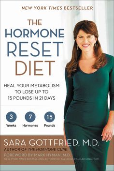 The Harvard-educated physician and New York Times bestselling author of The Hormone Cure shows you how to grow new receptors for your seven metabolic hormones, making you lose weight and feel great fast!   When it comes to weight loss, most people don't think about hormones. But when you develop resistance to your seven major metabolic hormones—cortisol, thyroid, testosterone, growth hormone, leptin, insulin, and estrogen—your body adjusts by increasingly raising your hormone levels and…