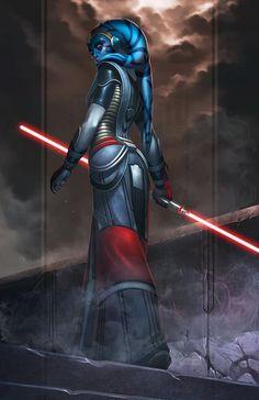 Twi'lek Sith - Star Wars