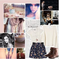 """""""I Need Your Love, When Everything's Wrong, You Make It Right"""" by makenzie-mcginty ❤ liked on Polyvore"""