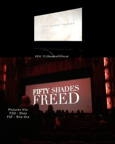 THIS! BREAKING NEWS: Just like the 'Marvels' Movies STAY UNTIL THE END OF #FIftyShadesDarker Post Credits Scene #FiftyShadesFreed
