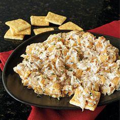 Warm Caramelized Onion Dip   MyRecipes.com