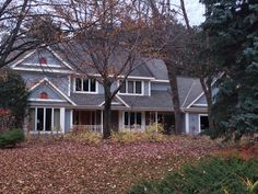 Exterior in Stillwater, MN -  Benjamin More Aura Color Name-Stormy Night