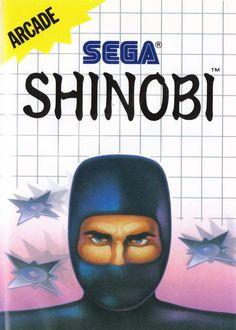 #shinobi #Sega  #MasterSystem #videogame