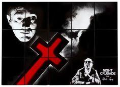 * Gilbert & George, (British, 20th century), Night Crusade, (in 15 parts) 1982 - Price Estimate: $100000 - $150000
