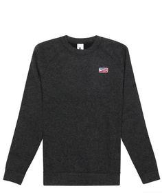 461b2eb07489f9 Nike Nikelab X Riccardo Tisci RT Techno Wool Men s Crew Wool Gray XL 889993  063
