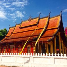 On the road: Luang Prabang, Laos Following a few days in Chiang Mai, NN and I hopped a short flight over to Luang Prabang, Laos to meet up with LT and AC (note: you know you're on a small regional...