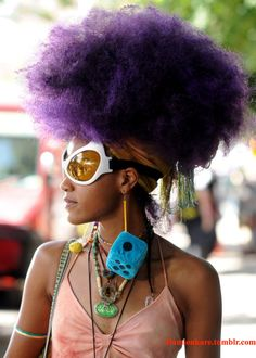 blackgirllonghair: AfroPunk Festival.  These pics are giving me LIFE!