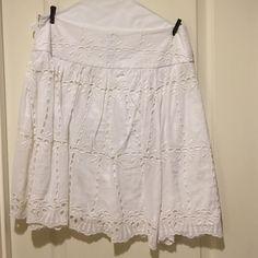 Mini skirt. Beautiful mini skirt. INC International Concepts Skirts Mini