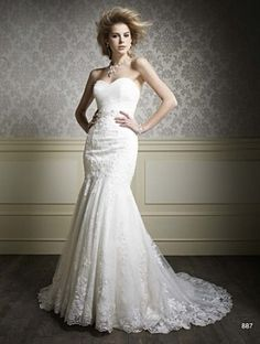 ALFRED ANGELO Sapphire 2014 Collection, Style 887. #BestForBride