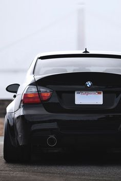 bmw rear end