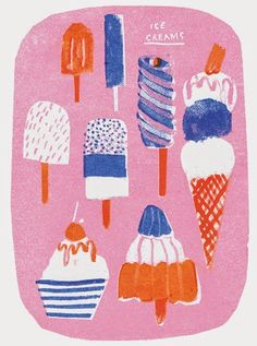 Louise Lockhart is an illustrator who creates unusual handmade party games, stationery, apparel and more for her company The Printed Peanut. Louise