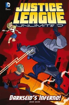 Darkseid's Inferno! (Justice League Unlimited) by Adam Beechen http://www.amazon.com/dp/1434260437/ref=cm_sw_r_pi_dp_tlIZwb1KD12FK