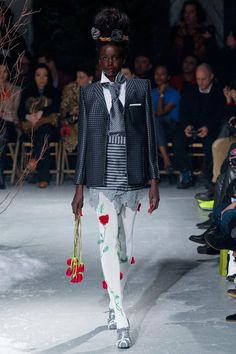 Thom Browne Fall 2013 RTW Collection - Fashion on TheCut